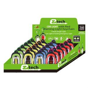 Keychain COB LED w / Clip